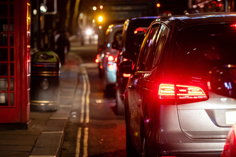 Tarifa de congestión de Londres